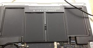 не включается macbook air