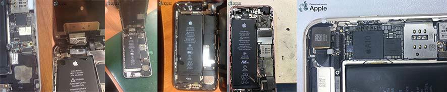 ремонт айфонов в москве тульская
