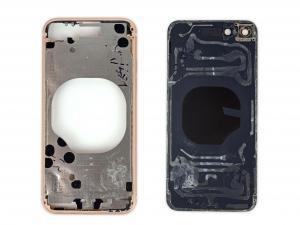 замена задней крышки iphone 8