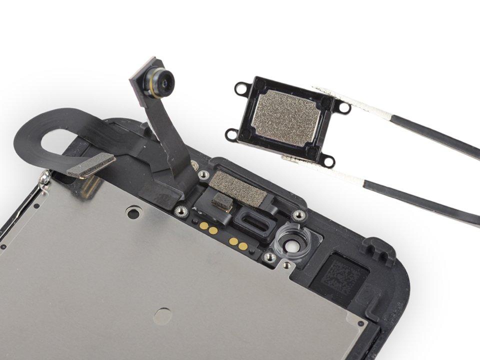 Замена слухового динамика iPhone 8 Plus