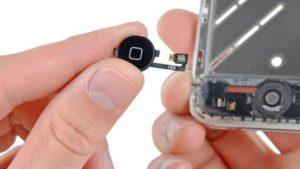Замена кнопки Home iPhone 4/4S