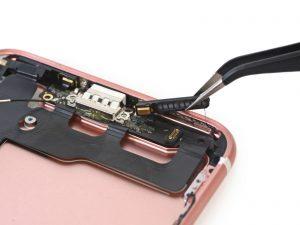 замена гнезда зарядки iphone 8 plus