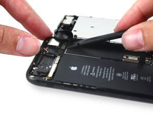 айфон 7 стекло замена
