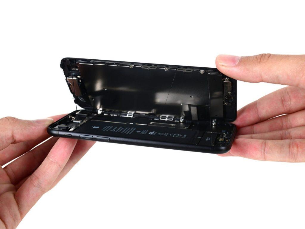 айфон 7 замена экрана оригинал