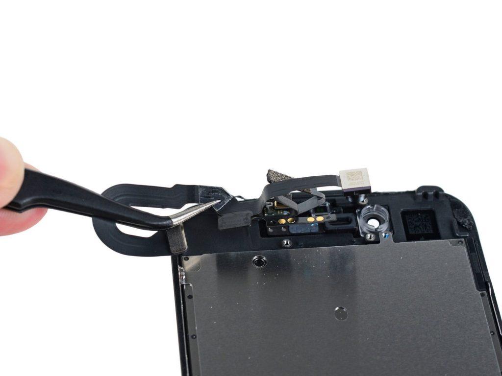 айфон 7 замена фронтальной камеры