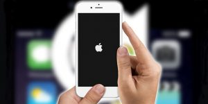 hard reset iphone 6