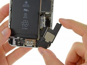 iphone 6 plus замена динамика