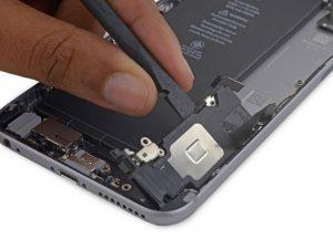 iphone 6s plus замена динамика