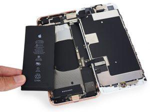 аккумулятор айфон 8 плюс замена