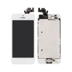 Замена стекла iPhone 5 в Москве