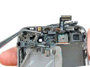Замена датчика света (приближения) iPhone 4/4S