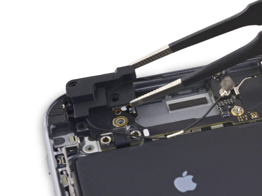 замена антенны wi-fi iphone 6s plus