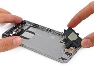 замена динамика iphone 6