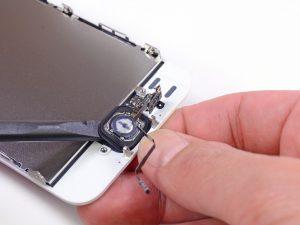 замена кнопки home iphone SE