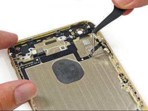 замена кнопки включения iPhone 6 Plus