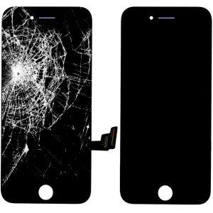 замена стекла айфон 7