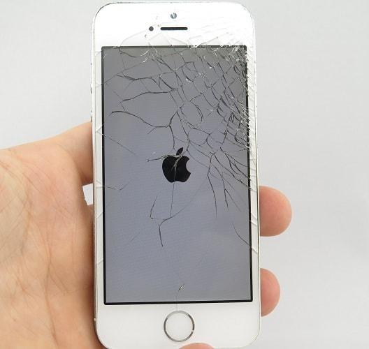 замена стекла айфон se