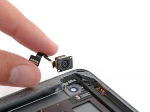 ipad air замена камеры