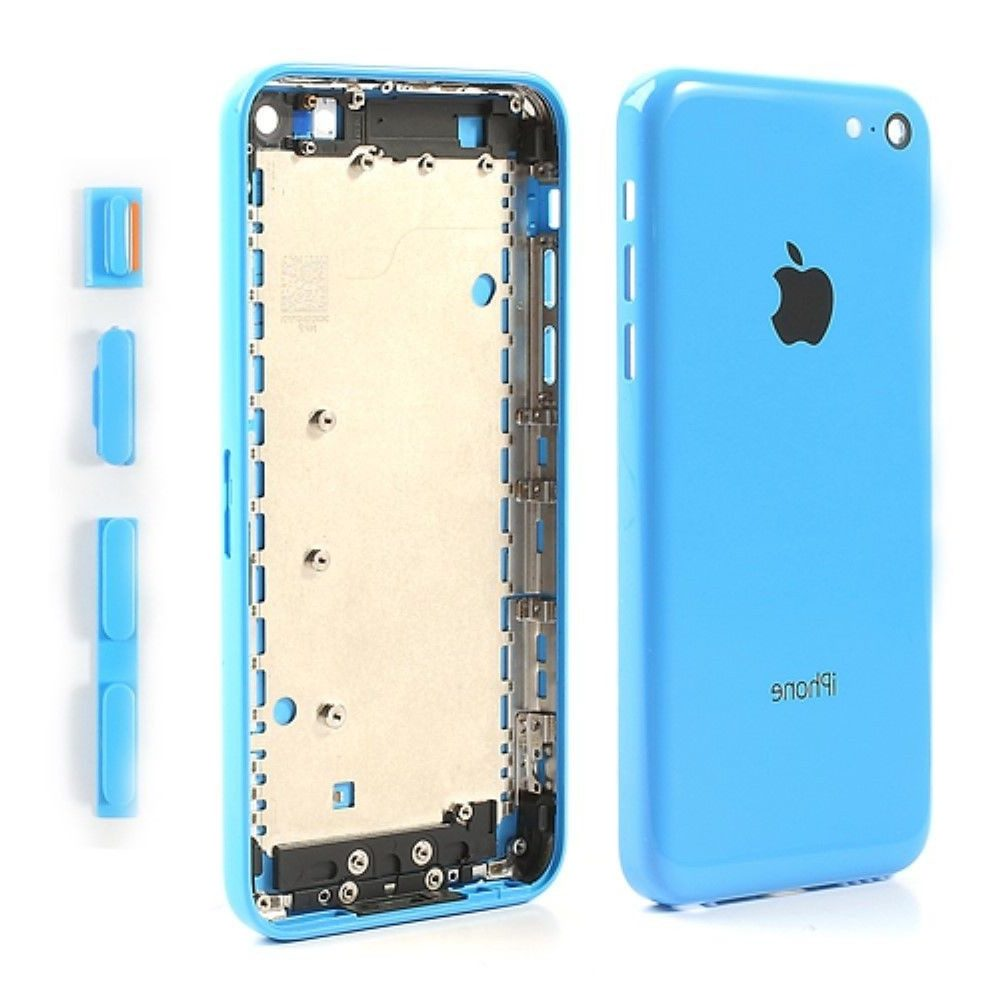 iphone 5c замена корпуса