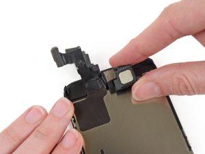 iphone 5c замена слухового динамика