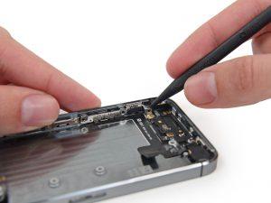 iphone 5s замена кнопки громкости и вибро