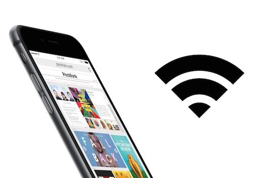 iphone не ловить wi-fi