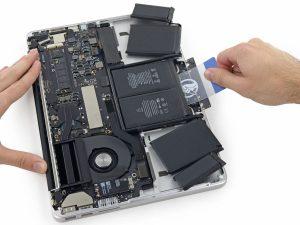 ремонт макбук pro
