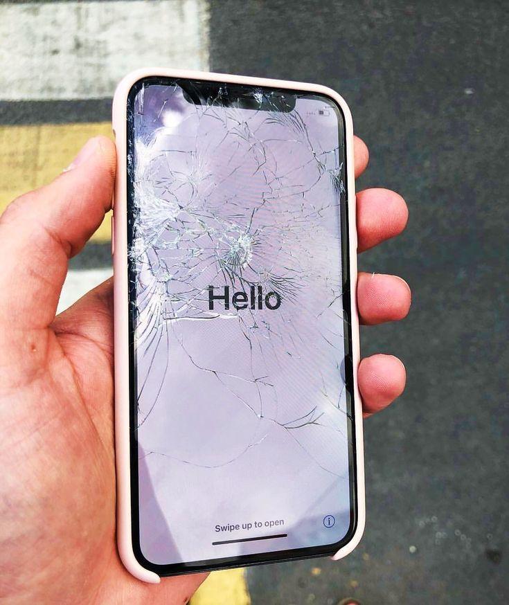 замена дисплея айфон X