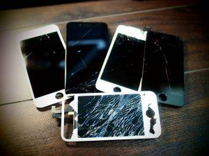 замена экрана на Iphone