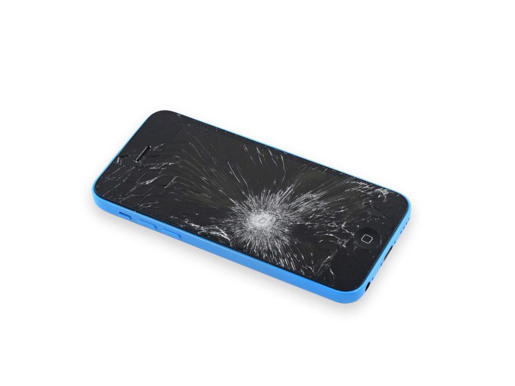 iphone 5c замена стекла