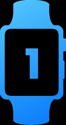 ремонт iwatch 1