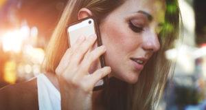 Экран iPhone не гаснет при разговоре