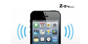 не работает вибрация на iPhone