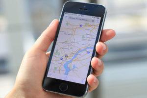 Не работает GPS в iPhone